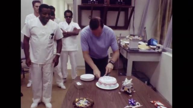 Neil Armstrong's Birthday Celebrated During Apollo 11 Quarantine