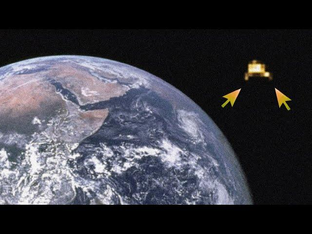 Was A Massive UFO Observed In Earths Orbit For 10 Months?