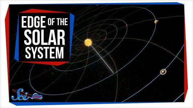 What's It Like at the Edge of the Solar System?