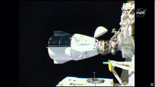 SpaceX Crew-1 spacecraft to change docking ports for Crew-2 arrival