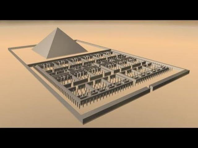 Hall of records: The Lost Labyrinth of Ancient Egypt