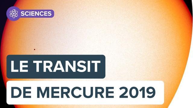 Le magnifique transit de Mercure vu de l'espace   Futura