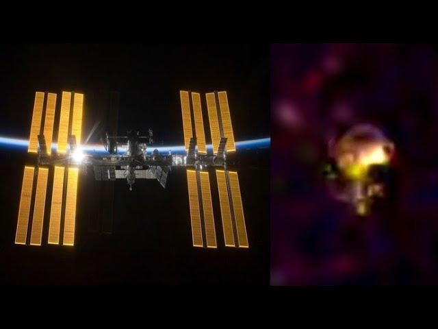 "Russian Astronaut Says...""A Ship!"" NASA Control Say...""Copy All. Its With You!,"""