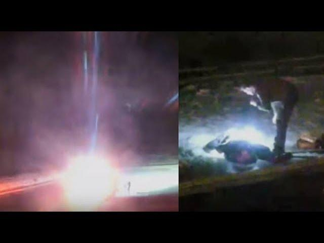 Yellowstone Incident: Bright Sphere Explodes, Strange Dead Body, UFO Descends!