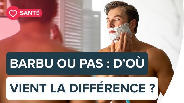 Pourquoi certains hommes n'ont pas de barbe ? | Futura