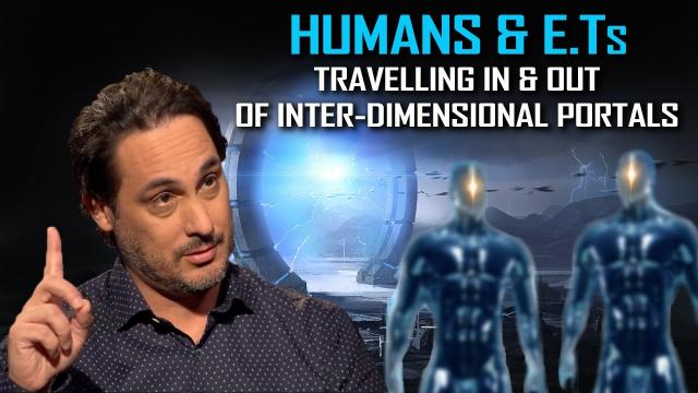 Interdimensional Portals on Earth & in Space for E.T Contacts & Classified Space Programs