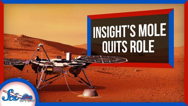 NASA Is Giving Up on Their Mars Mole | SciShow News