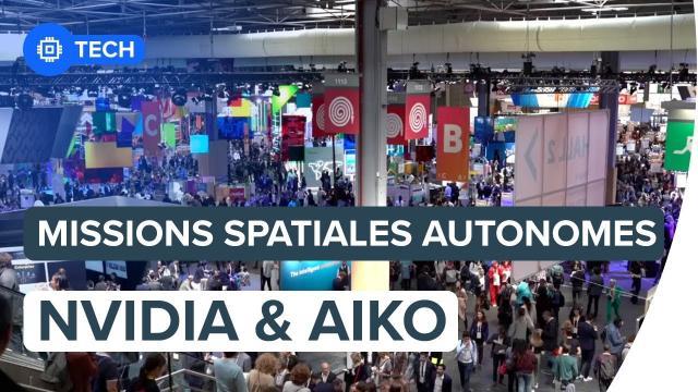 Aiko et Nvidia au service des missions spatiales autonomes | Futura