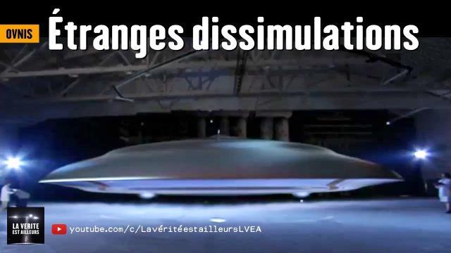 OVNIS : étranges dissimulations - HD