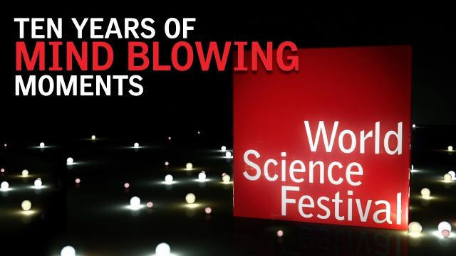 2017 World Science Festival: May 31 - June 4 in New York City