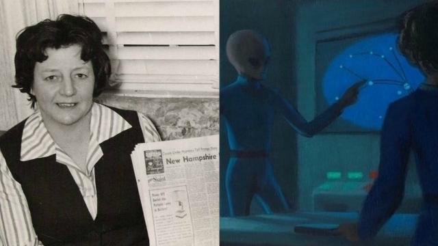 Betty Hill Talks about her UFO Abduction Incident by Extraterrestrials in 1961 - FindingUFO