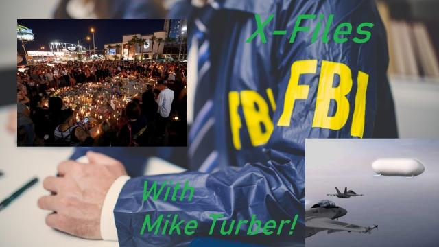 Is the FBI Incompetent? Is the USAF building Tic Tacs? And more!