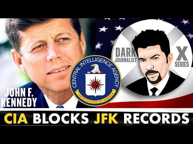 Dark Journalist Special JFK Report: CIA Biden Block Assassination Records!