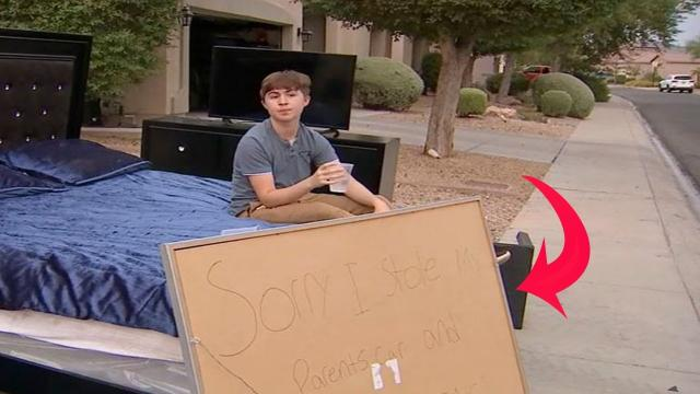 The Harsh Punishment This Teen Received Is Leaving Many Parents Divided