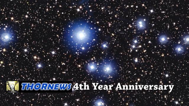 my THORnews 4 Year Anniversary