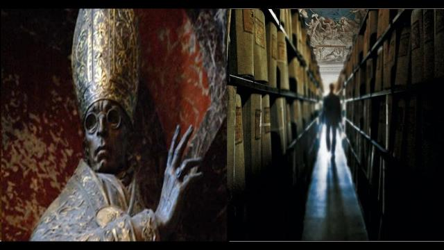 The Russian Scientist Who Found Ancient UFO Files in the Vatican Archives