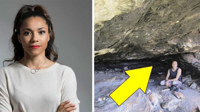 This Woman was Raised in A Cave, You Won't Believe What She Did to Survive