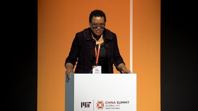 MIT China Summit: Melissa Nobles