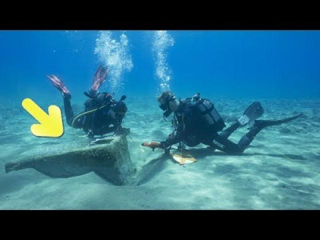 Submerged Archaeological Site Found Off The Coast Of Florida