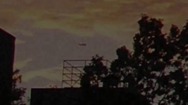 Is That Any Military Fighter Plane OR UFO? | Real Scary UFO Video