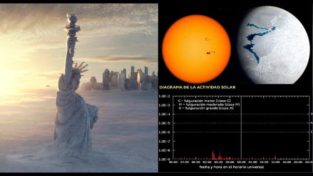 """Physicists detect the beginning of an """"impossible"""" solar winter"""