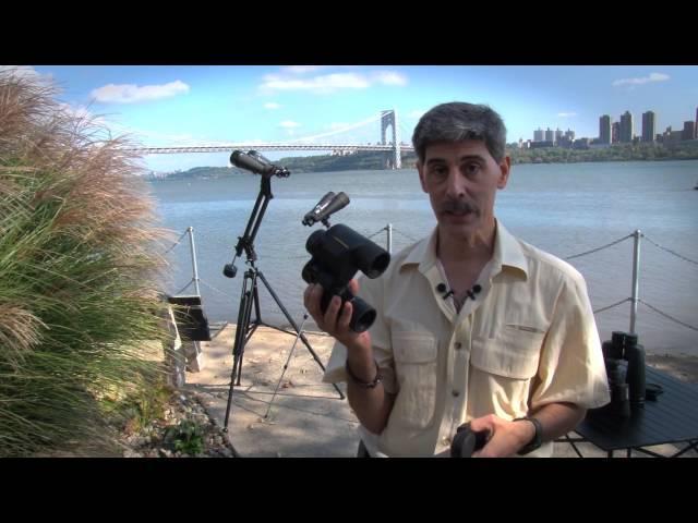 Hands-On: OBERWERK MARINER 8x40 Binoculars for Sky-Watching