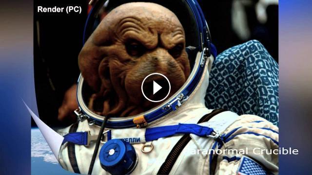 astronauts talk about aliens - photo #12