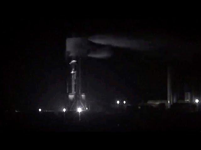 SpaceX Starship SN3 collapses during pressure test