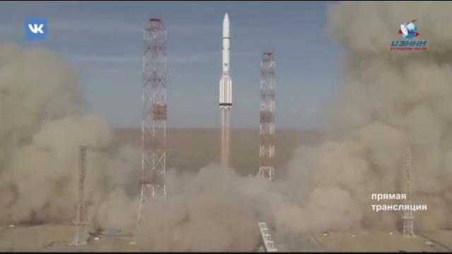 Robotic Satellite Servicing Spacecraft Launched Atop Proton Rocket