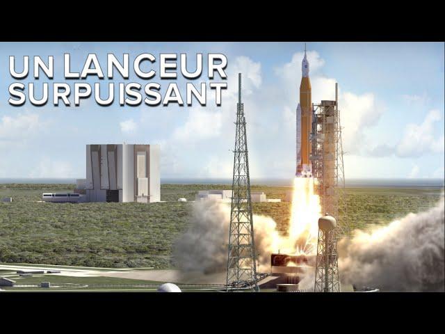 Le Space Launch System, le lanceur le plus puissant de la Nasa