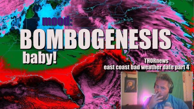 mood: BOMBOGENESIS, baby! an East Coast Bad Weather Date part 4