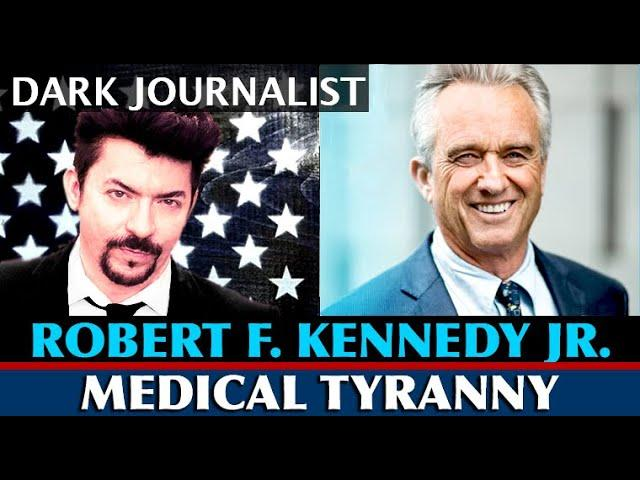 Robert F. Kennedy Jr. Medical Tyranny Big Pharma Bill Gates AI Immunity Passport Surveillance State!