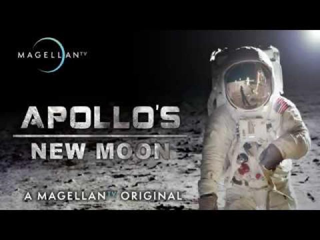 'Apollo's New Moon- 4K' on MagellanTV - Trailer
