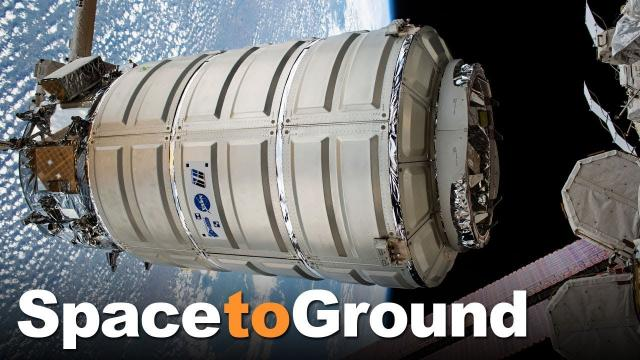 Space to Ground: A New Mission: 08/09/2019