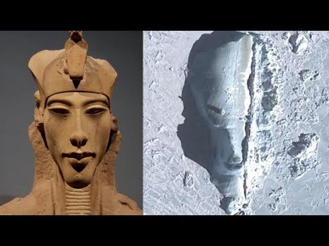 HUGE Discovery! Akhenaten Megastructures Found In ANTARCTICA? 2020-2021