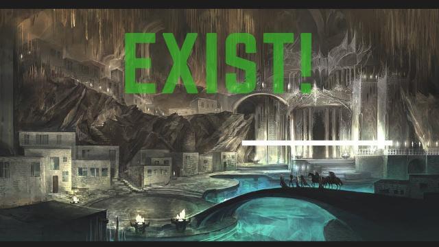 Underground Civilizations Still Live Underground Since The Last Cataclysm?