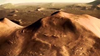 Huge Martian Landforms' Detail Revealed By European Probe | Video