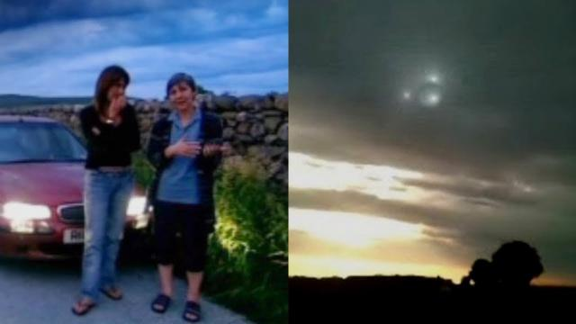 Rachel Devereaux Unexplained UFO Encounter with Missing Time in 2005 - FindingUFO