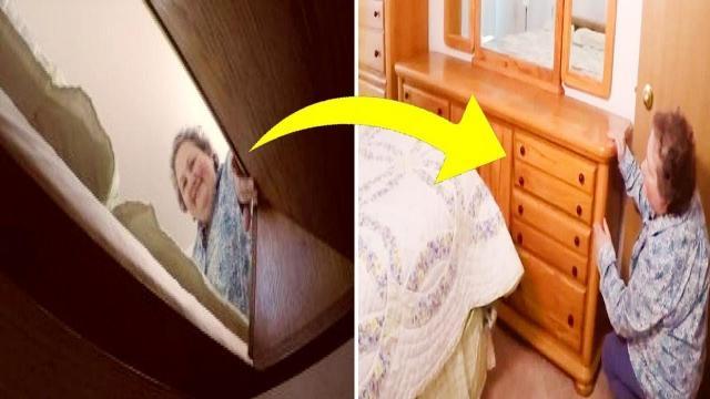 Woman Buys Bedroom Set, Finds Treasure Inside