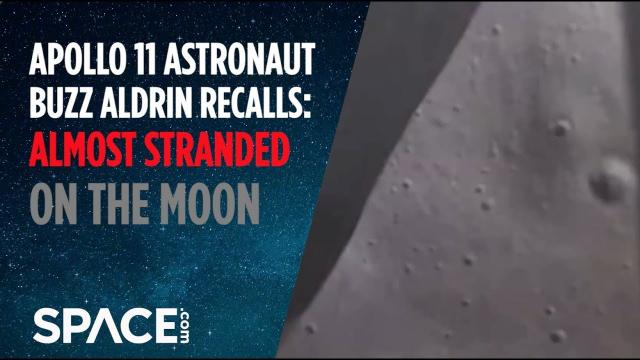 Almost Stranded on Moon: Buzz Aldrin Talks Circuit Breaker Issue