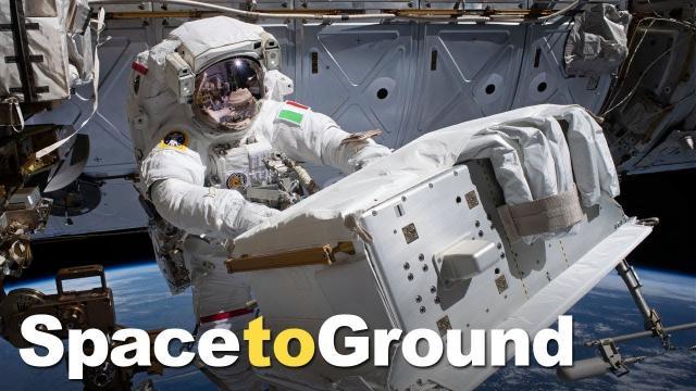 Space to Ground: Round Three: 12/6/2019