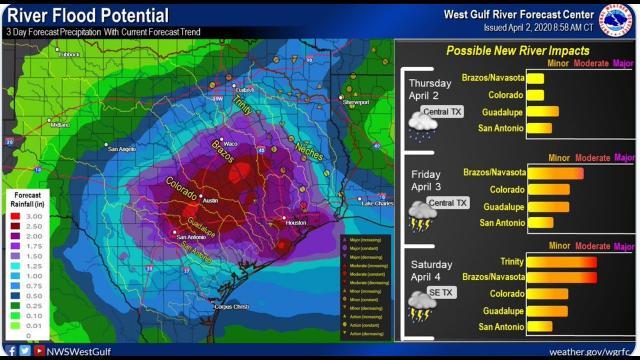 Texas Tornadoes, Hail & Flood Friday! West Coast storm! a strange Jupiter & Saturn connection?