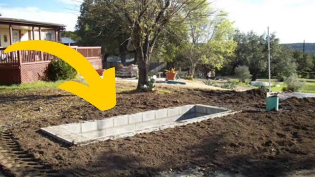 This Guy Dug A Huge Hole In His Own Backyard, And What He Did With It Will Make You Very Jealous