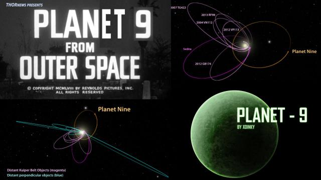 Risultati immagini per NASA & THORnews hunt for Planet X & Planet 9