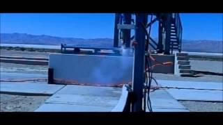 Students Test Fire 3D Printed Rocket Engine  Video