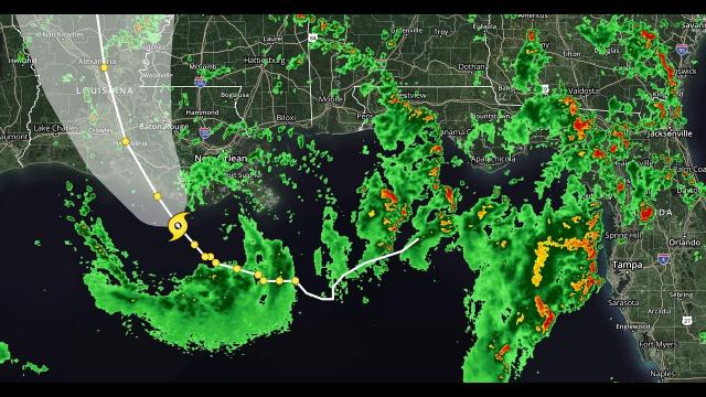 TS Hurricane Barry - MAJOR FLOODING is the BIG threat