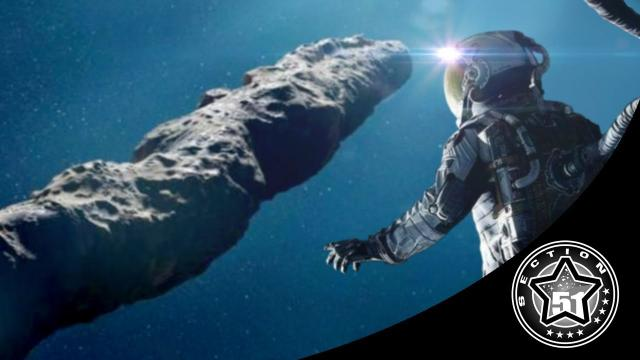 ???? Was Secret Mission Sent To Explore Oumuamua Asteroid ?