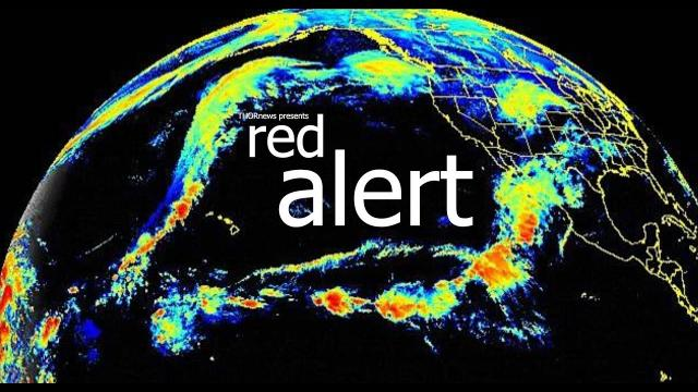 FULL GLOBAL RED ALERT for Weather, Earthquakes & Volcanoes until 2020