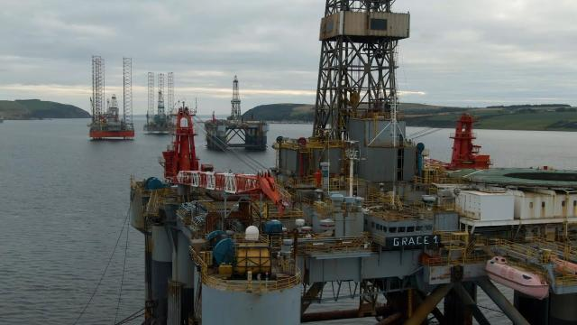 OIL RIGS CHAT