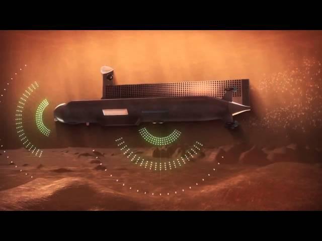 Un sous-marin sur Titan, dans les profondeurs du lac Kraken Mare